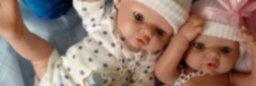 bebe reborn de cuerpo entero de vinilo